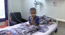 الطفل زياد, علاج السرطان, السرطان, مرضى السرطان