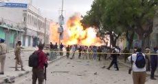 انفجار فى الصومال - أرشيفية