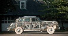 السيارة الشفافة