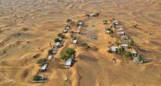 قرية المدام المهجورة فى الإمارات
