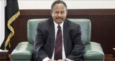 رئيس وزراء السودان حمدوك
