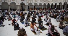 صلاة الجمعة بالجامع الازهر