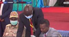 اتفاق السلام فى السودان