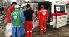 ضحايا انفجار بيروت - أرشيف