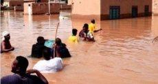 فيضانات السودان - أرشيفية