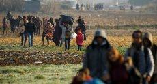 لاجئين- ارشيفيه