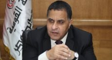 المهندس أشرف رسلان رئيس هيئة السكة الحديد