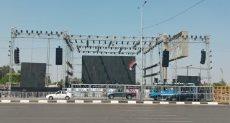 المسارح بمدينة نصر للاحتفال بذكرى النصر العظيم