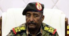 عبد الفتاح البرهان - رئيس مجلس السيادة الانتقالي السودانى