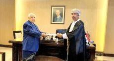 سفير سلطنة عمان الجديد لدى سوريا ووزير الخارجية السورى