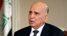 وزير الخارجية العراقى فؤاد حسين
