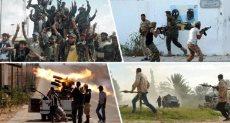 مواجهات مسلحة في ليبيا