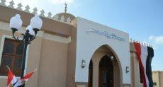افتتاح مسجد الشهيد أحمد المنسى