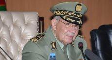 رئيس الأركان الجزائرى الفريق السعيد شنقريحة