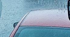 هطول أمطار غزيرة