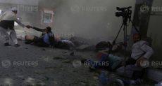 تفجير فى افغانستان - ارشيفية