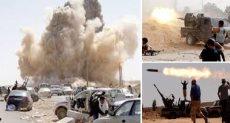 العنف في ليبيا