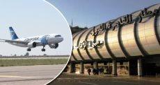 طائرة مصر للطيران - ارشيفية