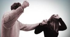 عنف ضد الزوجة - ارشيفية