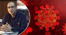 الدكتور حسام حسنى رئيس اللجنة العلمية لمكافحة كورونا