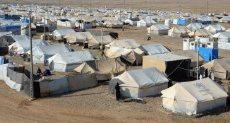 مخيم نازحين فى العراق - ارشيفية
