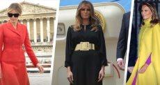 أزياء ميلانيا ترامب