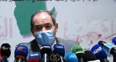 وزير الشئون الخارجية الجزائرى صبري بوقدوم