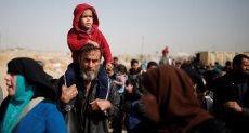 نازحين عراقيين ـ صورة أرشيفية