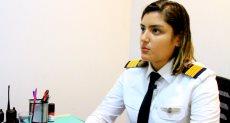اصغر كابتن طائرة نورين وائل