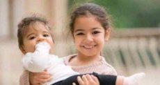 مكة محمد صلاح وشقيقتها الصغرى