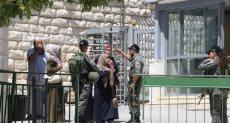 قوات الاحتلال الاسرائيلى- ارشيفية