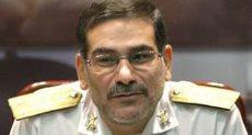الأمين العام للمجلس الأعلى للأمن القومي الإيراني على شمخانى