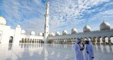 مسجد بالامارات- ارشيفية