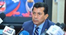 أشرف صبحى وزير الرياضة