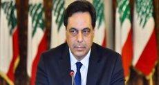 رئيس حكومة تصريف الأعمال حسان دياب