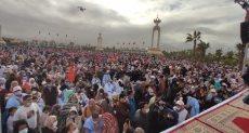 المغربيون يحتفلون