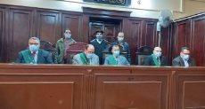 هيئة محكمة جنايات الإسماعيلية