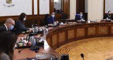 الدكتور مصطفى مدبولى رئيس الوزراء فى اجتماع الحكومة - أرشيفة
