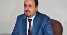 معمر الإريانى وزير الإعلام والثقافة والسياحة اليمنى