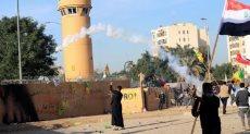 محيط السفارة الأمريكية فى بغداد -أرشيفية