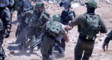 عنف قوات الاحتلال الاسرائيلى