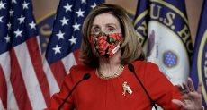 نانسى بيلوسي رئيسة مجلس النواب الأمريكي