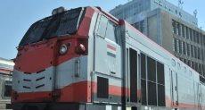 السكة الحديد - قطارات