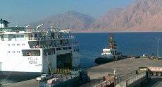 ميناء شرم الشيخ البحرى - أرشيفية