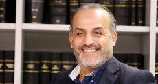 محمد شبانة السكرتير العام لنقابة الصحفيين