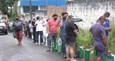 احتجاجات ضد رئيس البرازيل بسبب كورونا ونقص الأكسجين