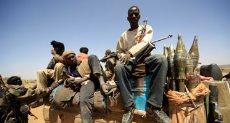 متمردون فى دارفور - أرشيفية