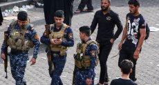 الشرطة العراقية - صورة ارشيفية