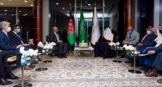 الأمين العام لرابطة العالم الإسلامي يستقبل وزير خارجية أفغانستان