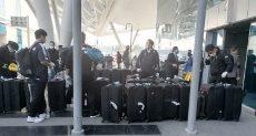 مطار القاهرة يُستقبل 4 منتخبات لكرة اليد
